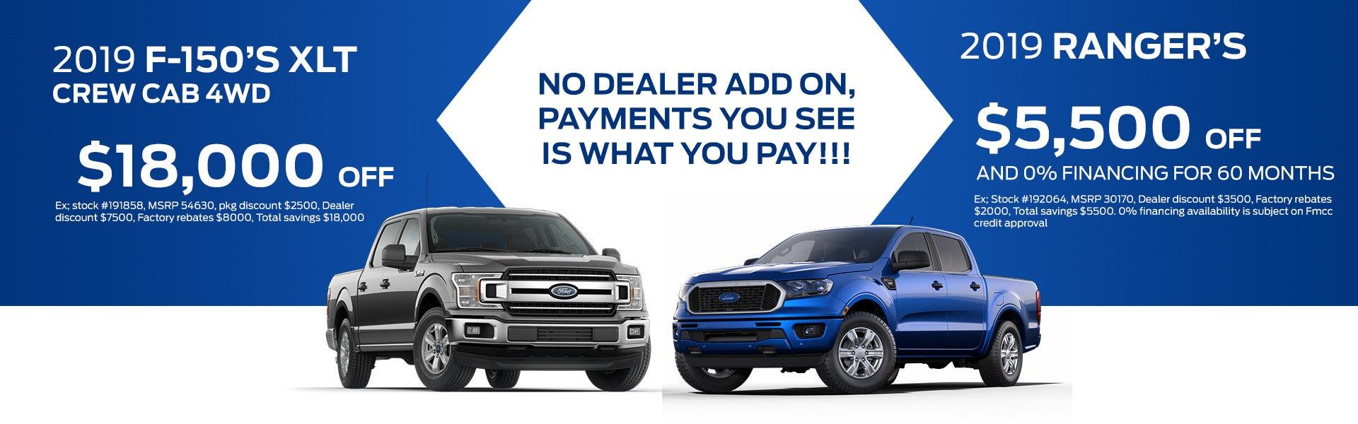 Ford Dealer in Georgetown, TX | Used Cars Georgetown | Mac